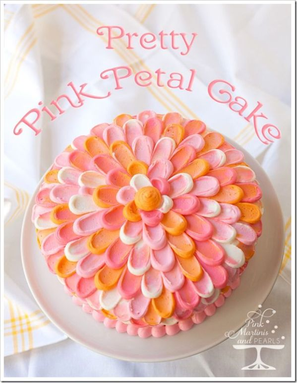 25+ best ideas about Easy Cake Decorating on Pinterest ...