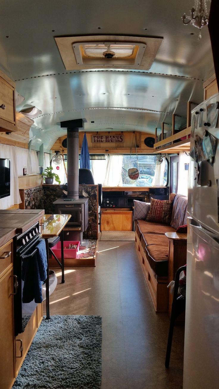 25 best ideas about School Bus Camper on Pinterest  Bus