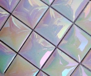 Aesthetic Grunge Sparkle Glitter Iridescent Pattern