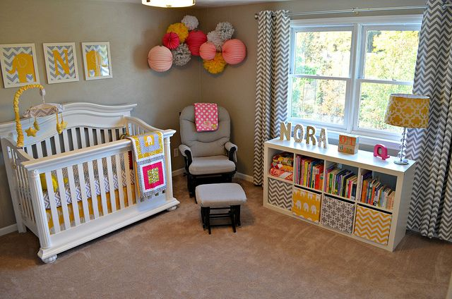 17+ Best Ideas About Nursery Bookshelf On Pinterest