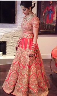 Punjabi Wedding Dresses For Girls | www.imgkid.com - The ...