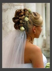 hairstyles traditional wedding