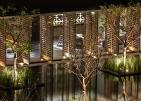 Travel: Rustic Landscape Design and Green Walls at Nizuc