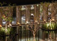 Travel: Rustic Landscape Design and Green Walls at Nizuc