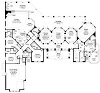 317 best images about Luxury Home Plans - The Sater Design ...