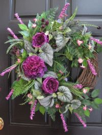 17 Best images about Wreaths and Door Decor on Pinterest ...