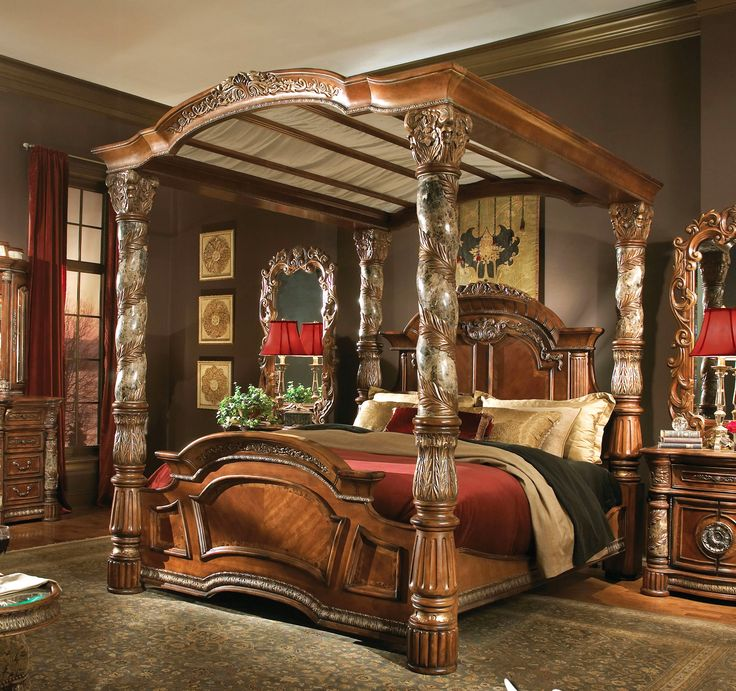 Best 20+ King Size Canopy Bed ideas on Pinterest