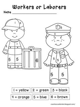 100 best images about Community Helpers Preschool Theme on