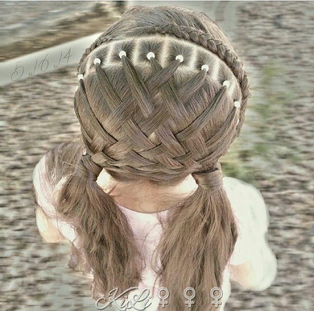 25 Best Ideas About Basket Weave Hair On Pinterest