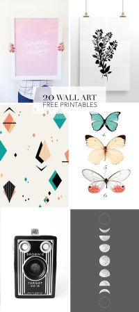 25+ best ideas about Free printable art on Pinterest ...