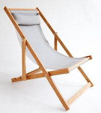Folding Deck Chairs - WoodWorking Projects & Plans