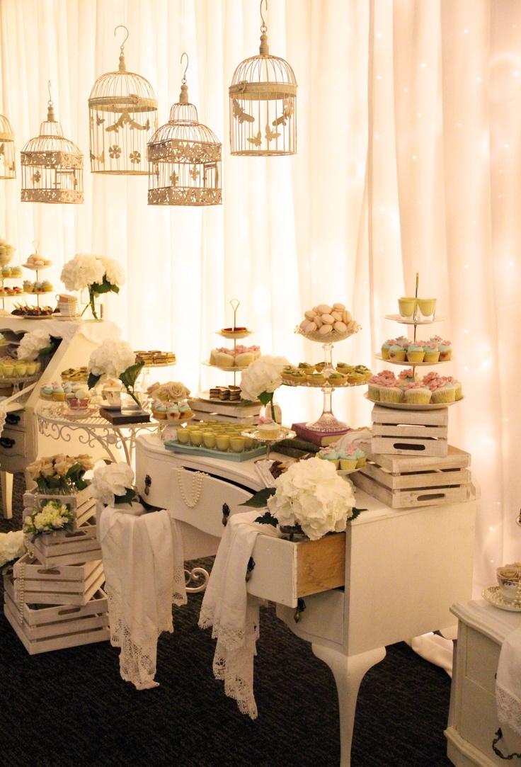 Dessert Tables For Weddings