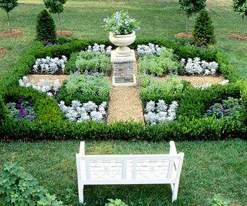 Les 68 Meilleures Images à Propos De Formal Garden Ideas Sur