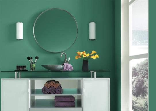 Alexandrite Sw 0060 Paint Colors For Bathrooms