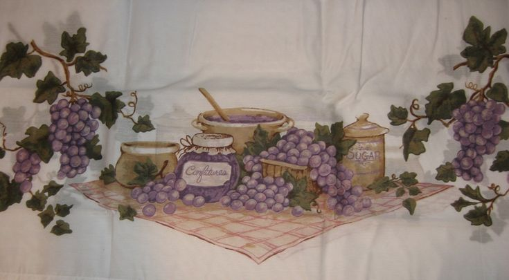 78 Best Images About Wine And Grape Themed Kitchen On Pinterest Vineyard Tuscany Decor And