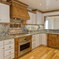 The Best Color Granite Countertop for Honey Oak Cabinets ...