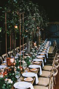 Oltre 25 fantastiche idee su Copper wedding decor su ...