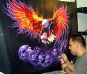 ct custom airbrush & paint airbrushing
