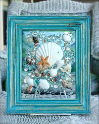 Best 20+ Seashell art ideas on Pinterest | Shell art ...