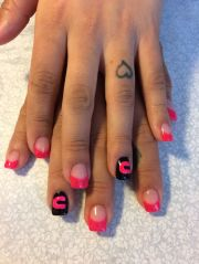 ideas country nails