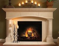 Elegant Fireplace Mantel Decor | Fireplace mantel, Mantels ...