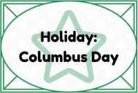 Holiday: Columbus Day: 10+ handpicked ideas to discover in ...