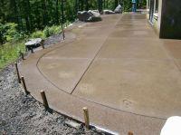 Best Stained Concrete Patio Design Ideas - Patio Design #305