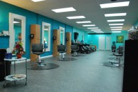 love the color scheme.. could be good for a salon with ...