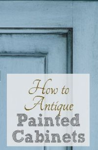 1000+ ideas about Antique Painted Furniture on Pinterest ...