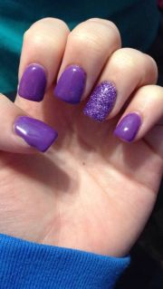 ideas purple gel