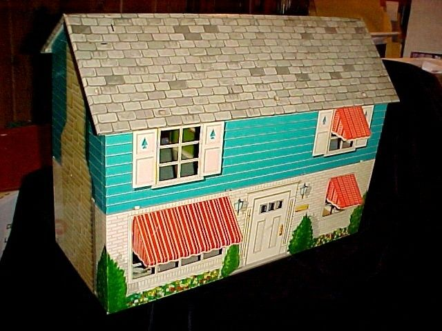 267 best images about Dollhouses on Pinterest  Vintage