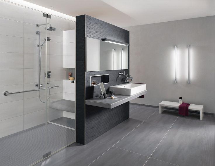 Badezimmer Platten Muster