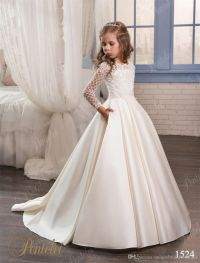 bridesmaid dresses for little girls - Dress Yp