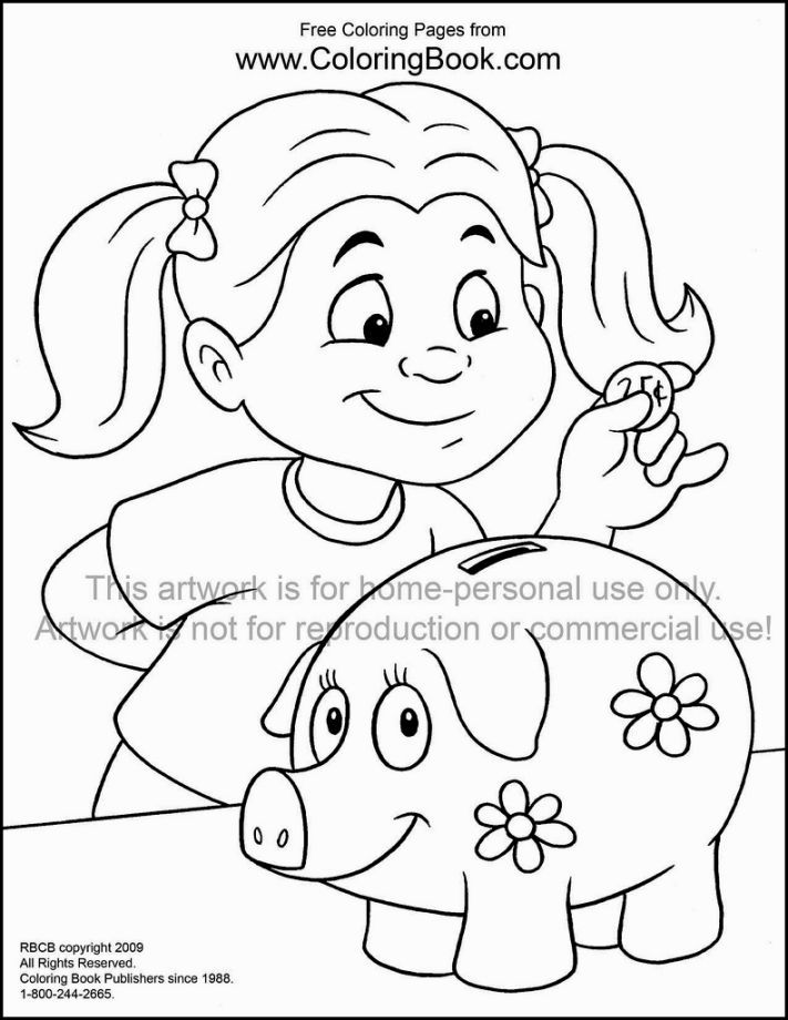 16 best Educational Coloring Pages images on Pinterest