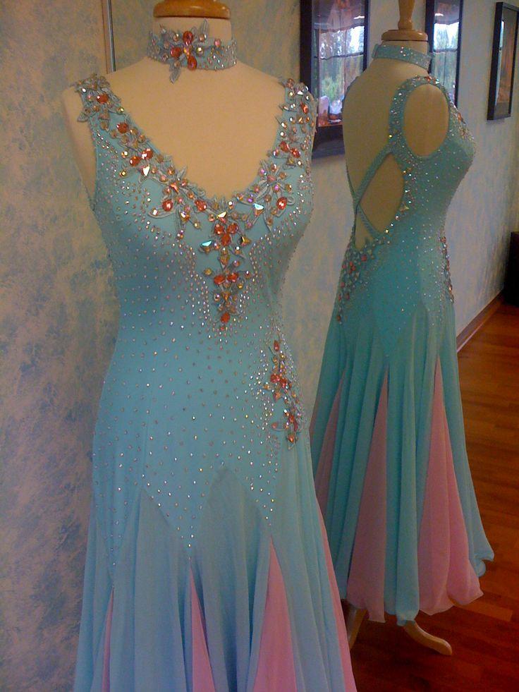 25 Best Ideas About Ballroom Dance Dresses On Pinterest