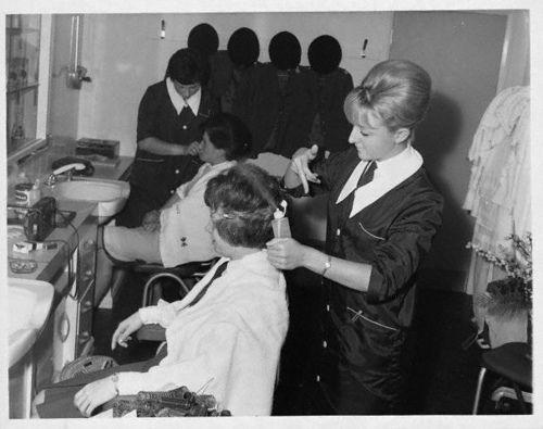 Beauty Salon Hairstyles