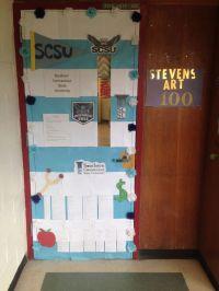 17 Best ideas about College Door Decorations on Pinterest ...