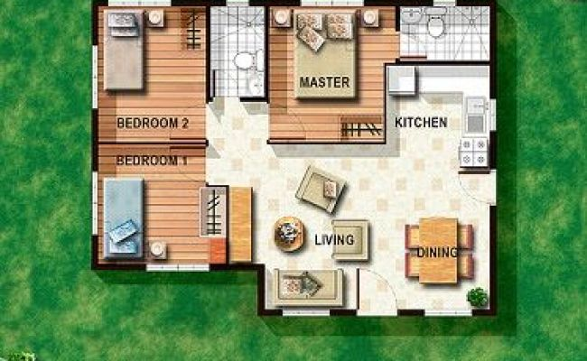 60 Square Meters House Design Buscar Con Google Casa Y