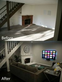 17 Best images about DIY Entire Home Renovation! on ...