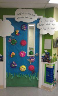 88 best images about Preschool door/wall ideas on ...