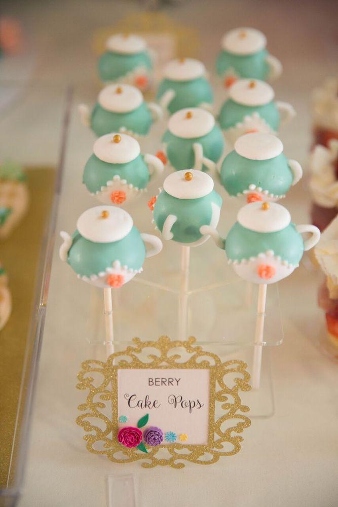 25 Best Ideas About Tea Party Cakes On Pinterest Teacup Cake