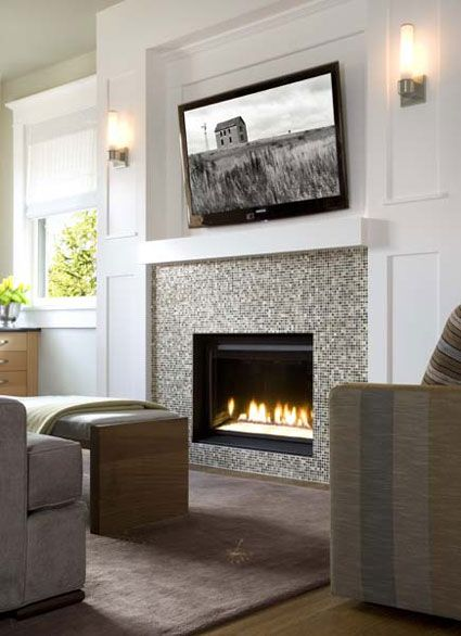 Best 25 Modern gas fireplace inserts ideas only on