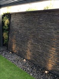 25+ best ideas about Wall Waterfall on Pinterest   Outdoor ...