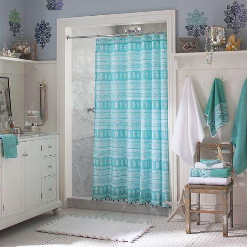 17 Best Ideas About Teen Bathroom Decor On Pinterest