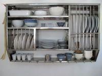 Best 25+ Stainless steel kitchen shelves ideas on ...