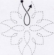 1000+ images about Quilting stencils/motifs on Pinterest