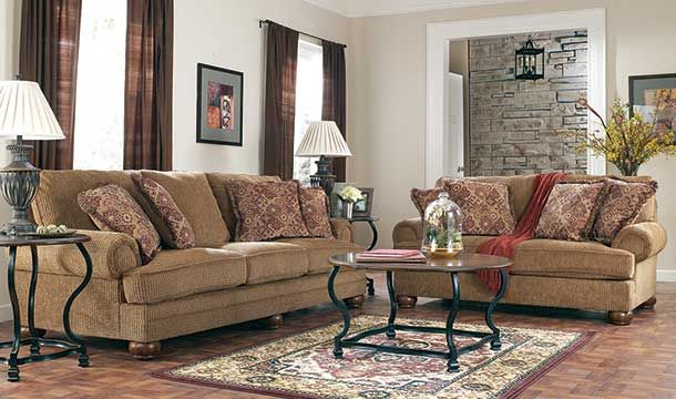 Light brown sofa wood legs  New Home Decor  Pinterest