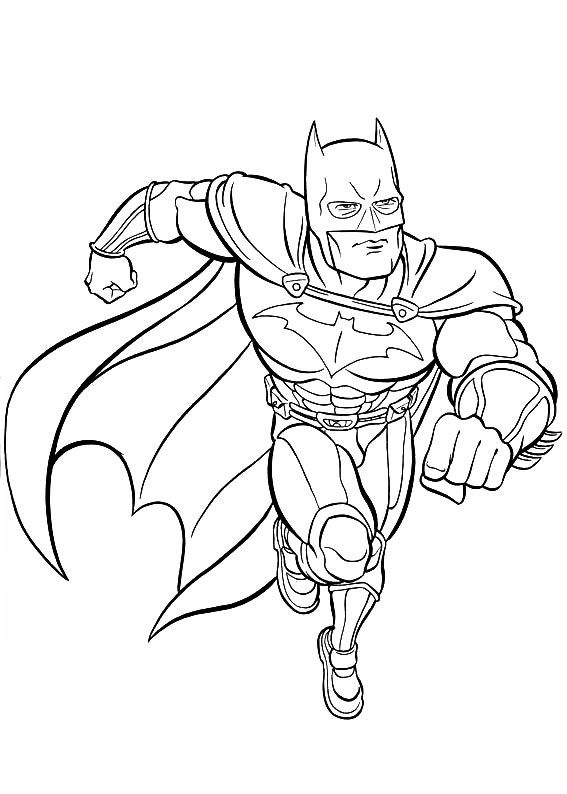 23 best images about Super Heroes coloring page on