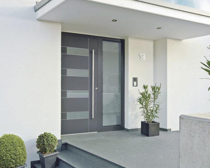 garten design hauseingang garten terrasse vorgarten ideen eingang ... - Moderner Eingangsbereich Aussen