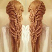 ideas elvish hair